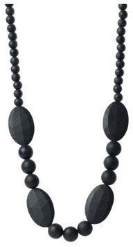 Nixi by Bumkins Ellisse Teething Necklace - Black