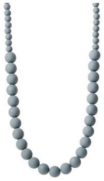 Nixi by Bumkins Ciclo Teething Necklace - Gray