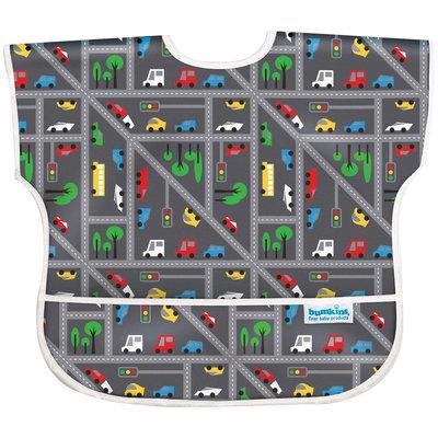 Bumkins Junior Bib - Traffic - Boy - 1 ct.