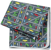 Bumkins Splat Mat - Traffic - 1 ct.