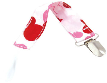 Bumkins Pacifier Clip - Minnie - 1 ct.