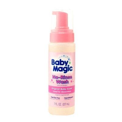 Baby Magic No-Rinse Wash Original Baby Scent
