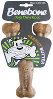 Benebone Peanut Butter Flavored Wishbone Chew Toy