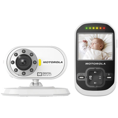 Motorola 2.4inch Digital video monitor Ref MBP26