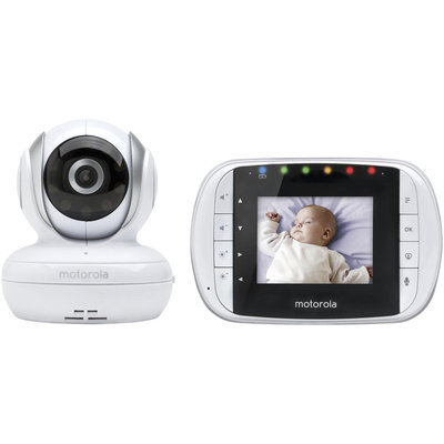 Motorola Remote Wireless Baby Monitor - MBP33S - 1 ct.