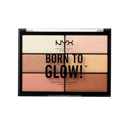 NYX Professional Makeup Born To Glow Highlighting Palette