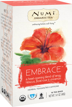 Numi Organic Tea Holistic Herbal Teasan Embrace