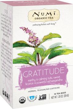 Numi Organic Tea Holistic Herbal Teasan Gratitude