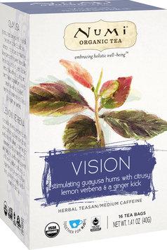 Numi Organic Tea Holistic Herbal Teasan Vision