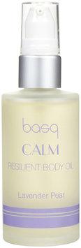 basq Calm Resilient Body Oil - Lavender Pear
