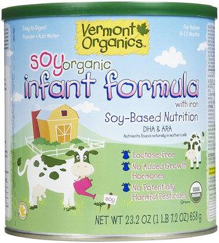 Vermont Organics Soy Baby Formula - Powder - 23.2 oz - 1 ct.