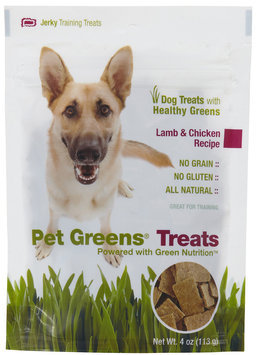 Bell Rock Jerky Dog Treats Lamb & Chicken 4oz