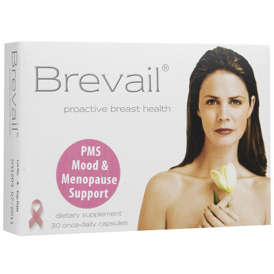 Barlean's Organic Oils Brevail - 30 Capsules - Other Supplements