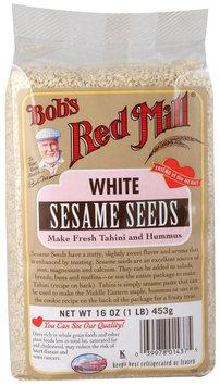 Bob's Red Mill White Sesame Seeds - 16 oz