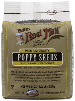 Bob's Red Mill Poppy Seeds - 8 oz