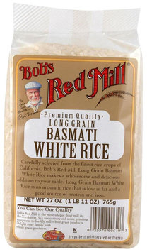 Bob's Red Mill Basmati White Rice