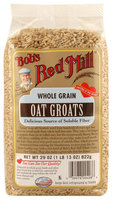 Bob's Red Mill Oats Whole Groats - 29 oz