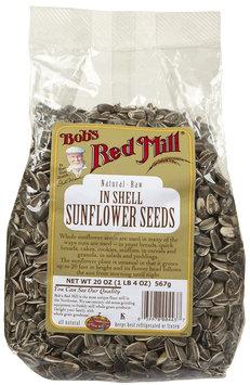 Bob's Red Mill Sunflower Seeds Raw Inshell - 20 oz