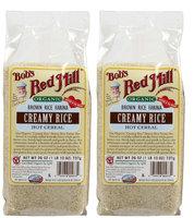 Bob's Red Mill Organic Creamy Brown Rice Farina Cereal - 2 pk.