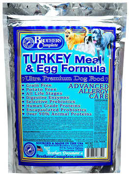 Brothers Complete Turkey & Egg Advanced Allergy Formula