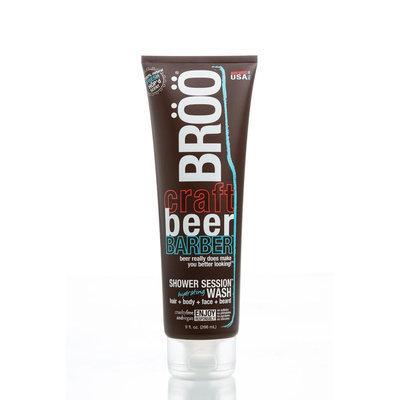 BROO Craft Beer Barber Shower Session Wash