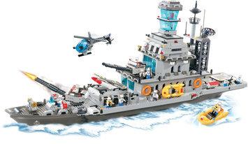 Brictek Navy Cruiser