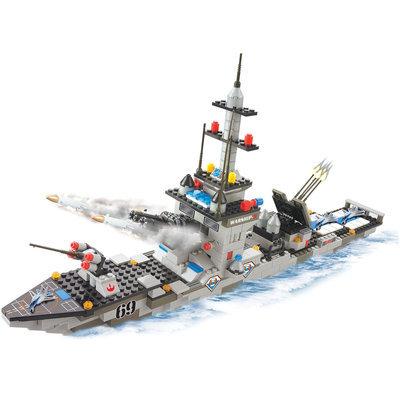 Brictek Navy Frigate