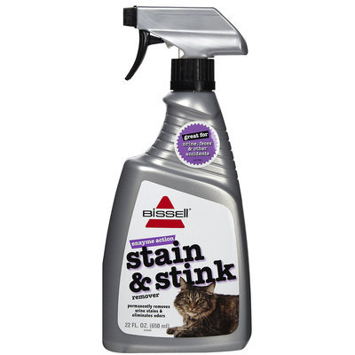 Bissell Enzyme Stain & Odor Remover for Cats - 22oz