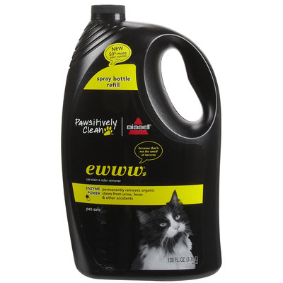 Pawsitively Bissell ewww Enzyme-powered Cat Stain & Odor Remover