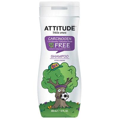 ATTITUDE ECO-Kids Shampoo 2-in-1