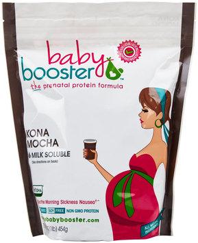 Baby Booster - The Prenatal Protein Formula Kona Mocha - 1 lb.