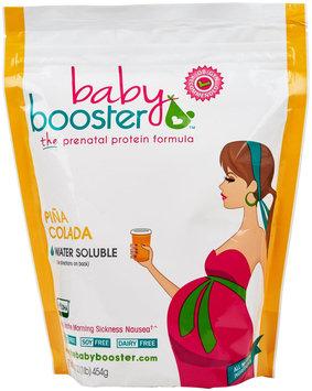 Baby Booster - The Prenatal Protein Formula Pina Colada - 1 lb.