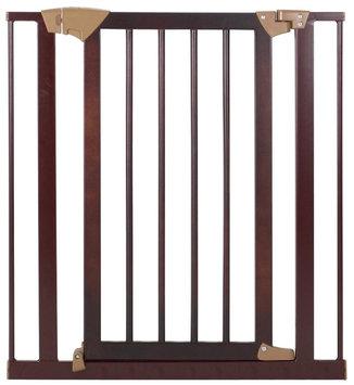 Baby Trend Pressure Fit Metal & Hardwood Safety Gate