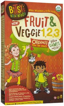 Bitsy's Brainfood Cereal - Fruit & Veggie