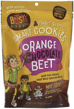 Bitsy's Brainfood - Smart Cookies Orange Chocolate Beet - 5 oz.