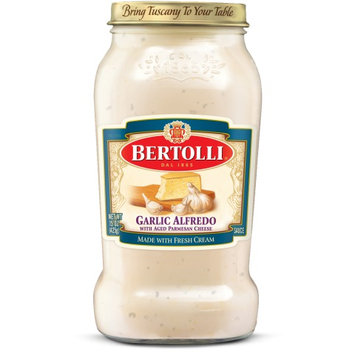 Bertolli® Garlic Romano With Aged Parmesan Cheese Sauce