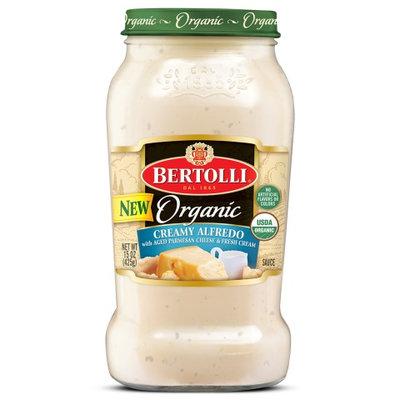 Bertolli® Organic Creamy Alfredo Sauce