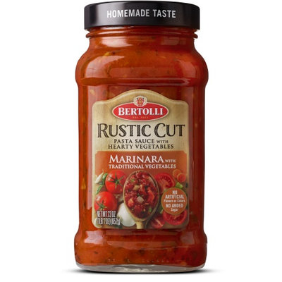 Bertolli® Rustic Cut Marinara with Traditional Vegetables Sauce