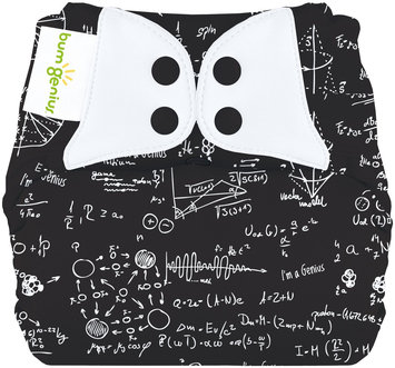 BumGenius Elemental All in One Cloth Diaper - Snap - Albert