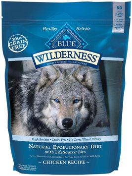 Blue Buffalo Wilderness Chicken Adult Dry Dog Food, 4.5 lbs.