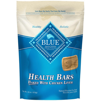 Blue Buffalo Health Bars for Dogs - Chicken & Liver