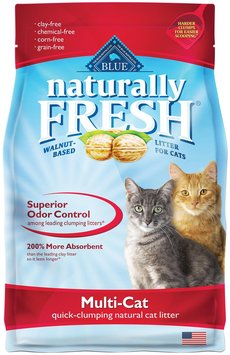 Blue Buffalo BLUE Naturally Fresh Multi-Cat Clumping Litter 224