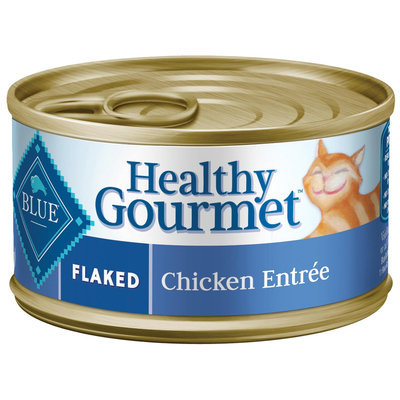 Cherrybrook Blue Buffalo BB10802 Flaked Chicken Cat Food 10.8 lbs.