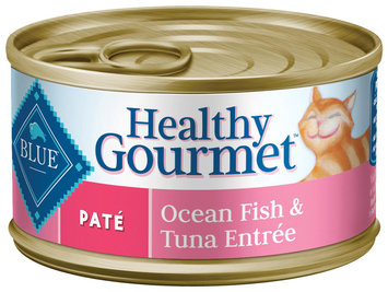 Cherrybrook Blue Buffalo BLUE Healthy Gourmet Adult Ocean Fish and Tuna Entrée