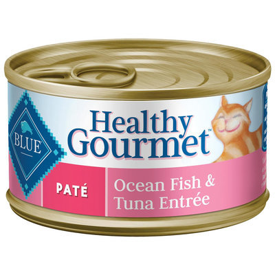 Cherrybrook Blue Buffalo BLUE Healthy Gourmet Adult Ocean Fish and Tuna Entrée