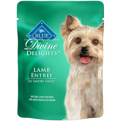 Cherrybrook Blue Buffalo BB11050 Divine Delights Small Breed Lamb, 24 - 3 Oz.