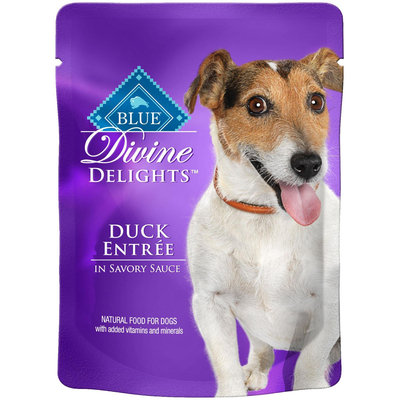Cherrybrook Blue Buffalo BLUE Divine Delights Small Breed Duck Entree Dog Food
