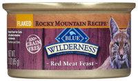 Blue Buffalo BLUE Wilderness Rocky Mountain Recipe Flaked Red Meat