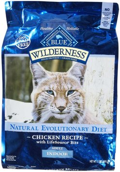 Blue Buffalo BLUE Wilderness Indoor Adult Recipe - Chicken
