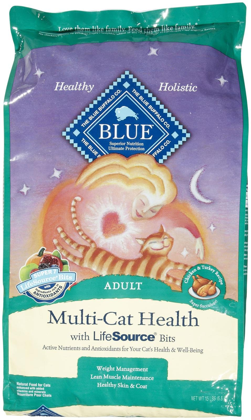 Natural cat kidney health